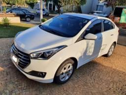 Hyundai HB20S 1.6 Premium Automático 2018 Branco