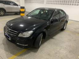Mercedes-Benz C180. Ano 12/12