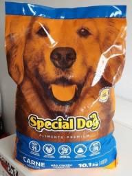 Ração Special Dog Premium Carne para Cães Adultos
