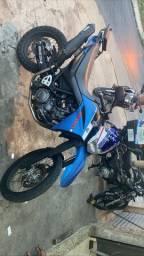 Yamaha Xt 660 2009