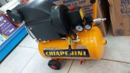 Compressor chiamperini 21 litros 980,00 reais