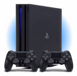 PlayStation 4 PS4 pro 1tb 2 controles