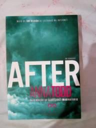 """Livro """"After"""" Vol. 1 em ótimo estado"""