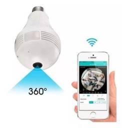 Vendo Lâmpada Câmera de Segurança 360°