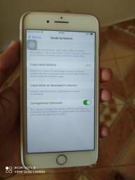 IPHONE 7 PLUS 128 GB , COM TUDO