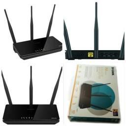 Aparelho Roteador Wifi 750 mbps 3 Antenas