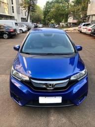 Honda Fit EX 1.5 automático, única dona, todas as revisões na autorizada, sem detalhe!