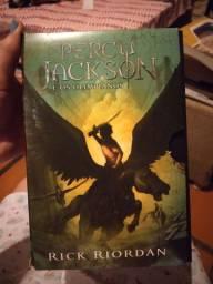 Box de livros Percy Jackson e os Olimpianos