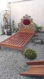 cama antiga duas por 1500