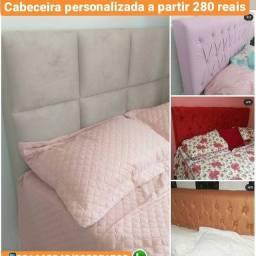 CABECEIRA PERSONALIZADA
