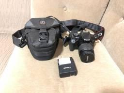 Câmera Canon Rebel Xsi