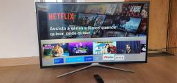 "Tv smart Samsung 40"" Polegadas Full HD Curva - Curved - smart - smartv - tv smart"