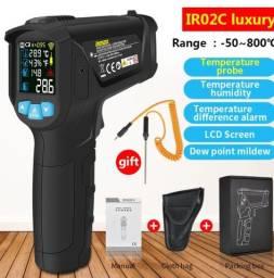 Pirômetro/Termômetro infravermelho Mestek IR02C