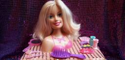 Barbie cabeleireira