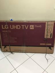 "Smart TV Led 60"" LG 4K/Ultra HD Lacrada"