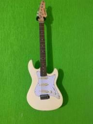 Guitarra Strinberg + CUBO e capa da guitarra