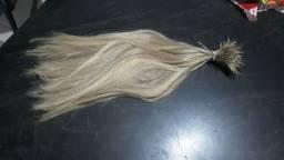 Mega hair( cabelo humano)
