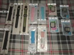 Pulseiras para Apple Watch - tamanho 38/42/44mm