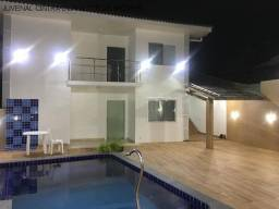Vendo casa em Itapuã, 4/4 com 3 suítes $ 600.00,00. Financia!