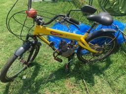 Bicicleta Motorizada Motor 3HP 2t