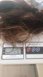 vende se cabelo humano 120gr 45cm