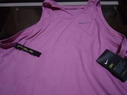 Blusa (nova) regata feminina Nike Tam G