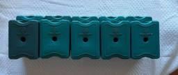 Gelo reutilizável 510ml - Kit com 10 unidades