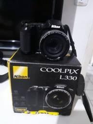 Câmera Nikon Coldpix L330