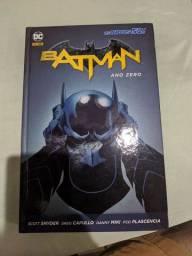Batman Ano Zero. Os novos 52