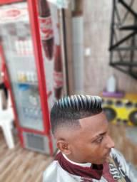 Corte  de cabelo a domicílio e presencial