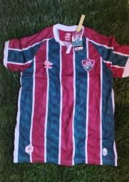 Camisa do Fluminense temporada 2020