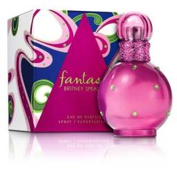 Perfume Fantasy original 100ml, passo cartão