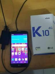 Celular lg k10.