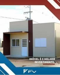 Lançamento de casas em cond Tuiuiú 2/4, 51m², 02 vagas condições especiais de pg