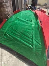 Barraca acampamento 3 lugares