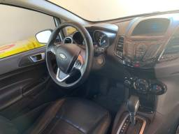 Ford Fiesta titanium 2014/14 automático