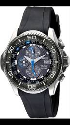 Relógio Citizen Aqualand para mergulho