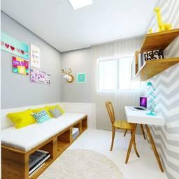 CO-24 Ótimo apartamento Rosarinho 02 quartos, 01 suíte, varanda, 50m², lazer, 01 vaga