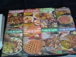 Colecao livros de receita