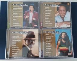 14 CDs A Música do Século.