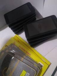 Lote de 7 celulares Nokia Lumia 530 Semi novos