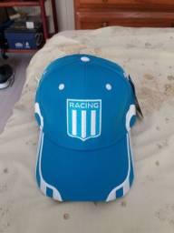 Boné racing club Argentina