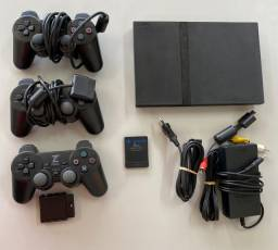 Playstation 2 (PS2) Completo