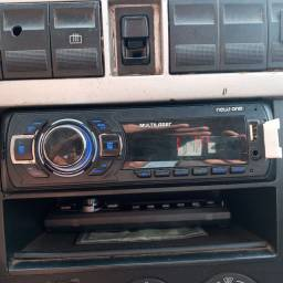 Toca cd mp3 rádio