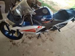 Cbr 250 2012  vendo ou troco