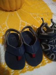 Sandália infantil masculino