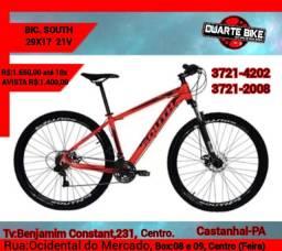 Bicicleta south 29 em promoção