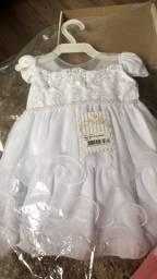 Vestido de Festa - Branco