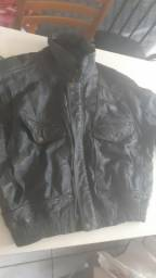 Jaqueta de couro legítimo, importada marca Adventure Bound Originals by Wilson