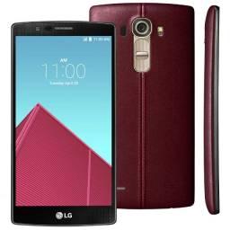 LG G4 - H818p - Couro - 3gb RAM 32gb ROM - Tela 5.5 2k - Dual-chip